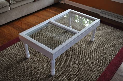 coffee table made from window remodelaholic 100 ways to use windows