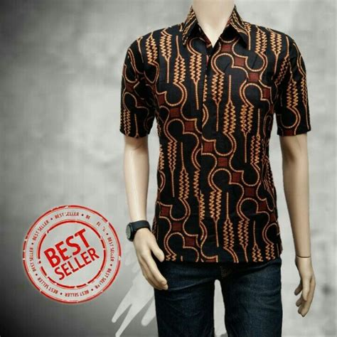jual baju batik  murah   seller atasan
