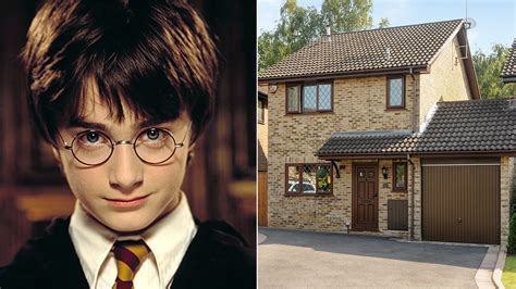 harry potter home harry potter house for sale in the uk today com