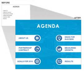 Impressive Powerpoint Templates by How To Create A Fantastic Powerpoint Agenda Slide Template