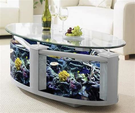 coffee table aquarium aquariums different types of aquariums