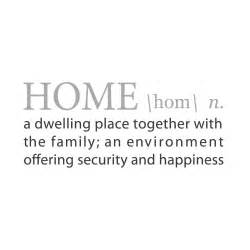 home meaning wall quotes wall decals home a definition public