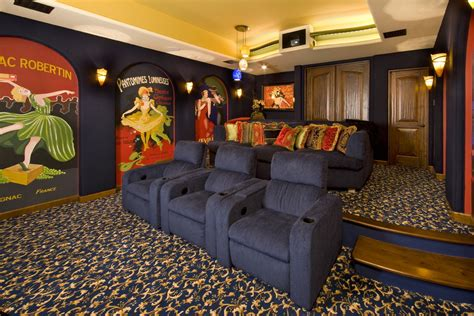 theaters with beds gorgeous elevated toilet seat in home theater traditional