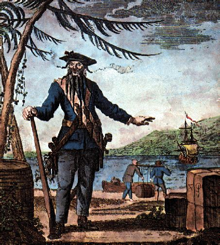 was blackbeard real the bald buccaneer edward teach a k a blackbeard the pirate
