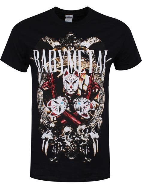 Sweater Hoodie Baby Metal Babymetal Ym01 1 babymetal fox masks s black t shirt ebay