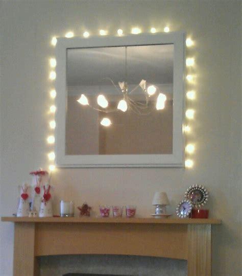 Lights Around Fireplace by Lights Around Mirror Fireplace I Like