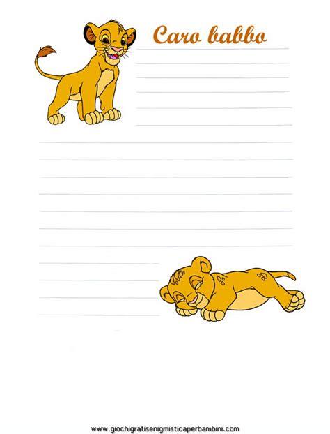 carta da lettere per bambini carta da lettere babbo3 giochi per bambini