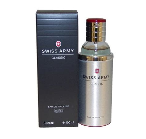 Original Parfum Swiss Army Classic Victori 100ml Edt Original Reject swiss army cologne for 3 4 oz new in box sealed ebay