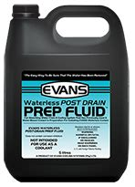 evans cooling systems waterless engine coolant