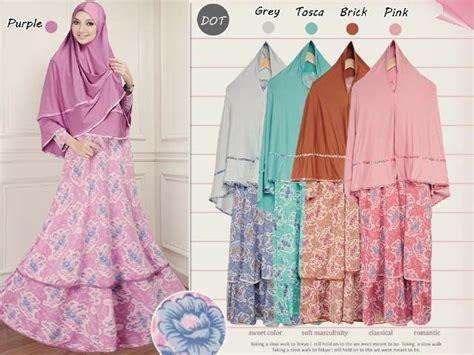 Batik Modern Celana Kulot Aladin Jogger baju gamis dan busana muslim tangerang tambrakendall