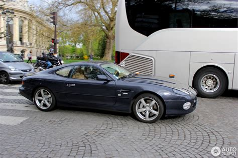 Aston Martin Db7 Gt by Aston Martin Db7 Gt 15 Avril 2016 Autogespot