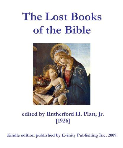 the lost book the lost books of the bible read