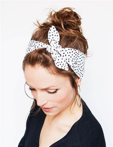 head band styler 64 best images about bandana hairstyles on pinterest