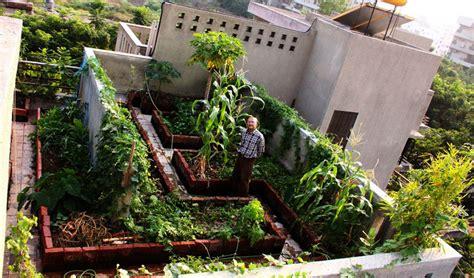 how to add terrace garden in home interior design ideas