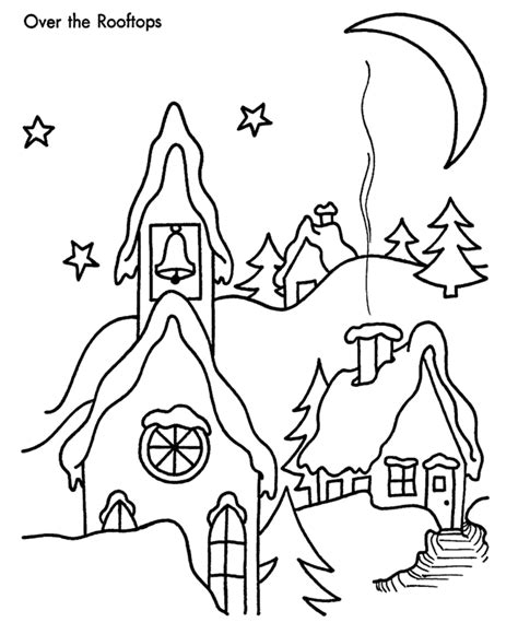 coloring page of santa in his sleigh christmas eve coloring pages santa flies his sleigh