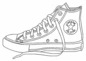 shoe coloring pages converse shoes coloring pages printable enjoy coloring