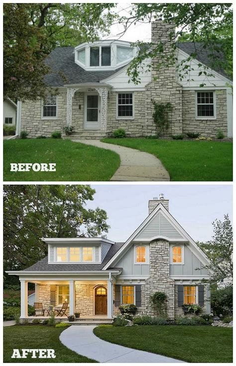 25 best ideas about home exterior makeover on