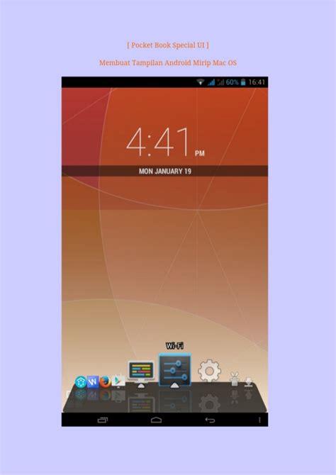 buku membuat aplikasi android sms gateway eko kurniawan membuat tilan android mirip mac os