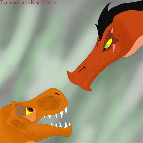 dinosaur king painting live the king disneys the dinosaur king by