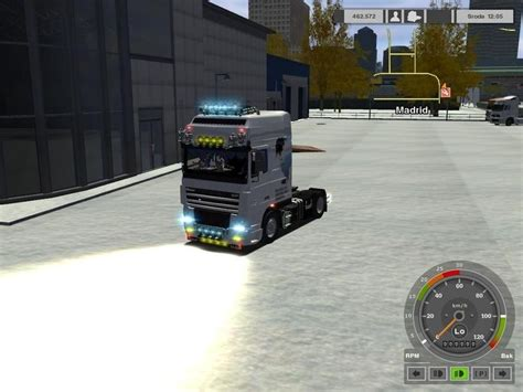 download mod for euro truck simulator game modding daf 95 xf euro truck simulator simulator games mods download