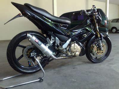 Stang Satria Fu 150 Rider Original Lospak All About Suzuki Satria F 150cc