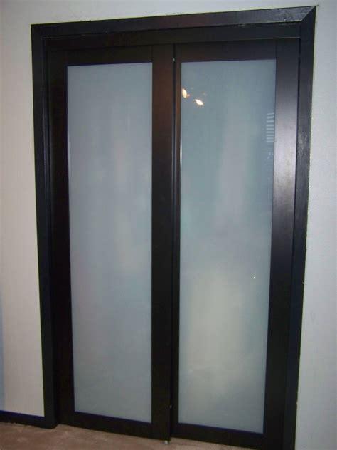 Stanley Mirrored Closet Door Kingstar Doors Kingstar Frosted Glass Mdf Sliding Closet Interior Door With Hardware Common