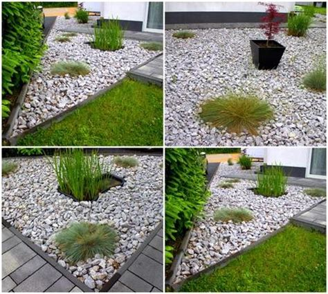 Garten Mit Kies Gestalten 3416 by Eigenen Kiesgarten Anlegen
