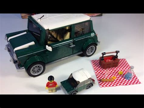 Lego 10242 Mini Cooper Hijau lego creator mini cooper 10242 mk vii review of awesome model