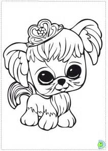 pet shop coloring pages littlest pet shop coloring pages to color az