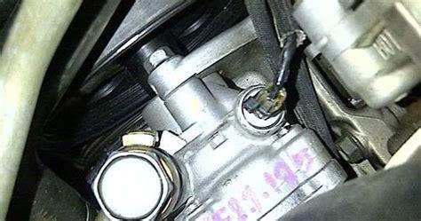 Pompa Oli Suzuki Apv Aasps diy ganti pompa power steering aerio dengan orisinil apv yogi mukti newbie belajar diy