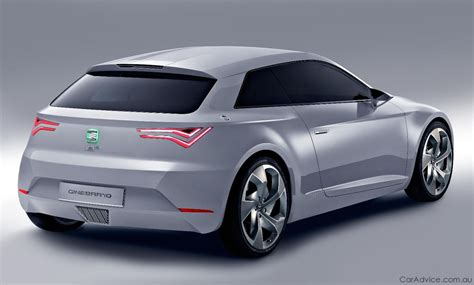 seat ibe electric concept car debuts new style direction