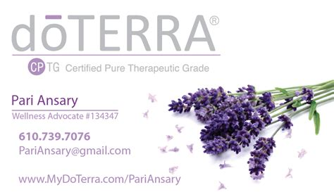 doterra business card template doterra business card back the image foundry portfolio