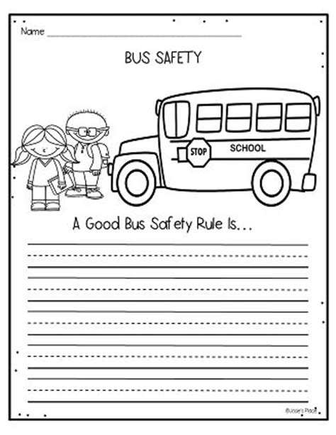 School Safety Worksheets by 17 Best Ideas About Safety On School