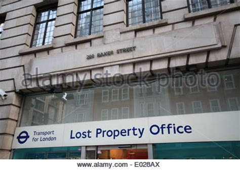 Lost Property Office by Transport For Tfl Lost Property Office At Baker