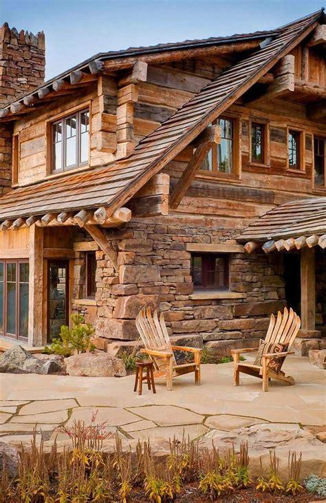 stone and wood homes fotografias de las caba 241 as m 225 s hermosas del mundo vida