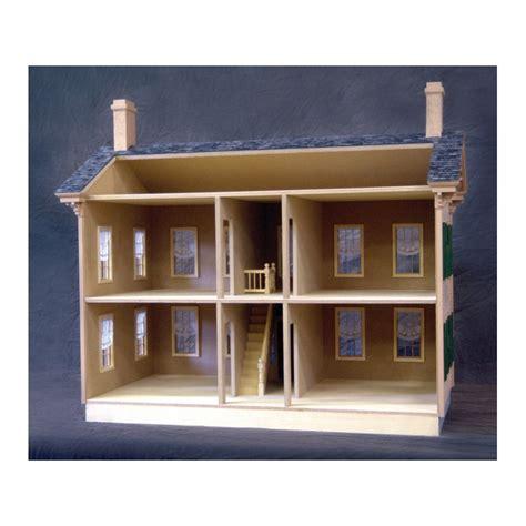dollhouse home lincoln springfield home dollhouse kit dollhouses