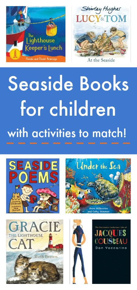 a seaside books children s books about the sea with seaside activities to