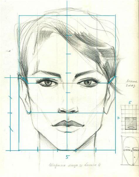 imagenes no realistas faciles las 25 mejores ideas sobre tutoriales de dibujo de cara en