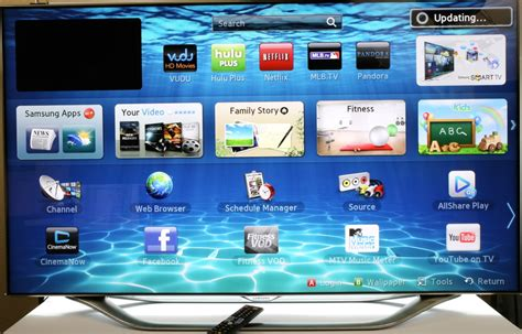 Tv Samsung Smart Tv samsung smart tv like a web app riddled with vulnerabilities