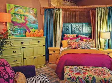 bedroom furniture colorful teens room decorations
