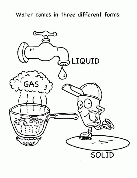 coloring pages water conservation water conservation for kids coloring pages coloring home