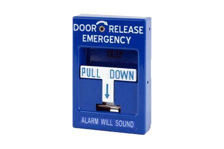 Lu Emergency Remote 492 emergency door release