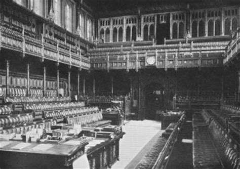 layout of house of commons chamber british house of commons