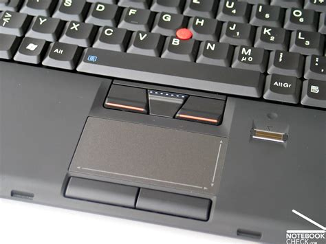 Touchpad Laptop Lenovo review lenovo thinkpad x300 notebook notebookcheck net reviews