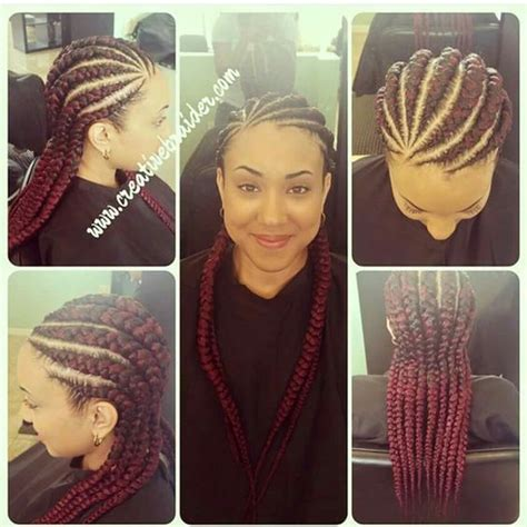 invisible cornrows hairstyles invisible cornrow braids natural hairstyles pinterest