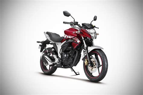 suzuki gixxer  gixxer sf motorcycles launched