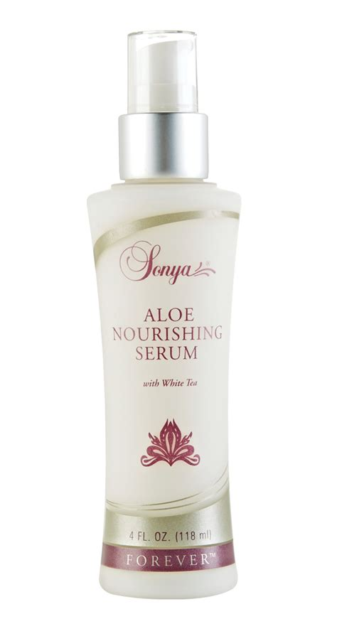 Serum Nourish Care aloe nourishing serum aloe personal care