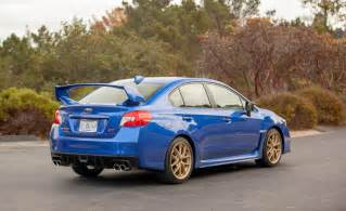 Subaru 2015 Wrx 2015 Subaru Wrx Sti Photo