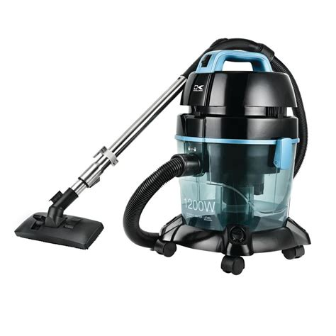 Vaccum Clean by Kalorik Water Filtration Canister Vacuum Cleaner Wfvc