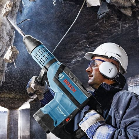 Dgr Sds Plus Europe 52 bosch gbh 12 52 d sds max rotary hammer drill in carry powertool world